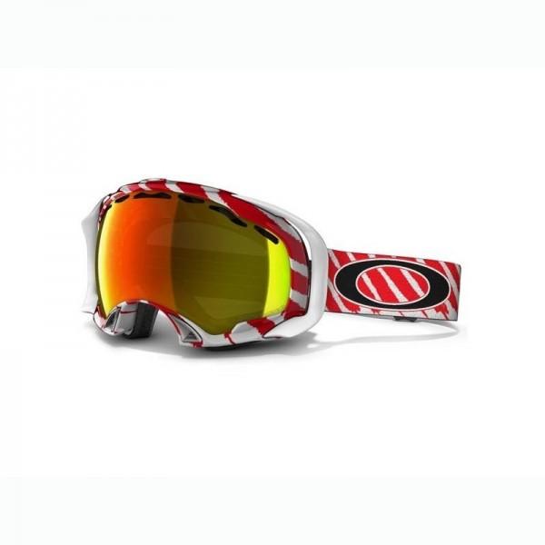Oakley Splice Shaun White -highlight red