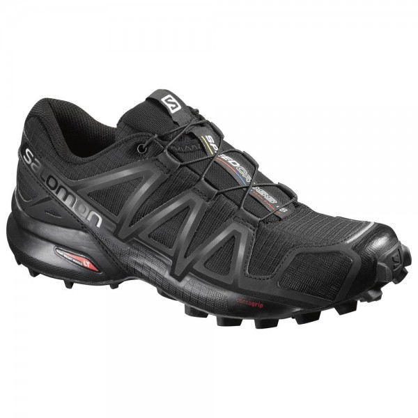 Salomon Speedcross 4 W -black/black metallic