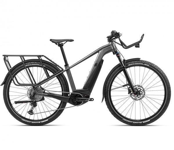 E-Bike Orbea Keram SUV 20 - speed silver/schwarz