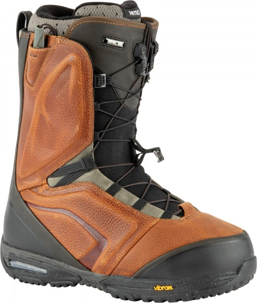 Nitro Snowboardboots El Mejor TLS 2021 - brown-black