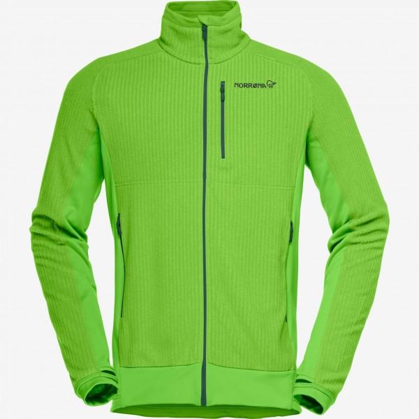 Norrona Lofoten Warm 1 Jacket Men - bamboo green