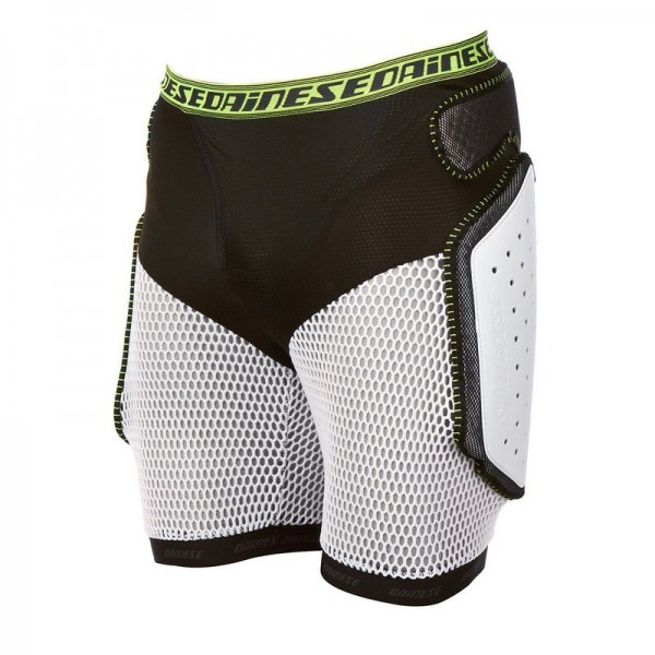 Dainese Action Short Protection Evo -black/white