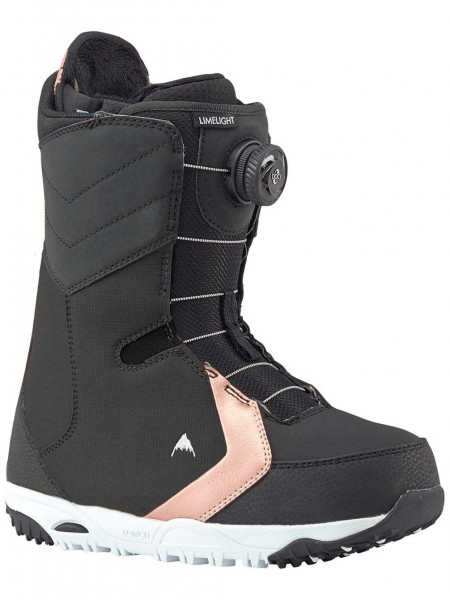 Burton Limelight Step On Boot Women 2019 - black