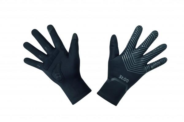 GORE C3 GTX Infinium Strecht Mid Handschuhe- black