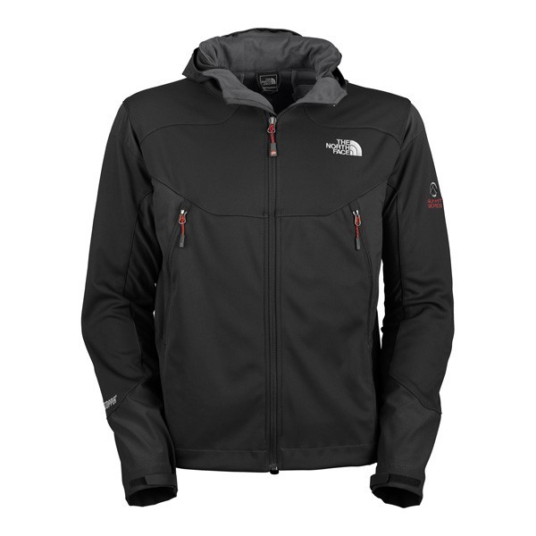 The North Face Wms Cipher Hybrid Hoodie -black