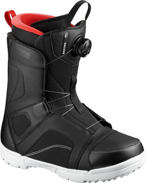 Snowboardboots Herren Salomon Anchor - black