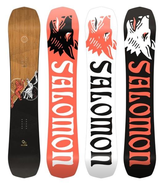 Snowboard Salomon Assassin Wide 2021