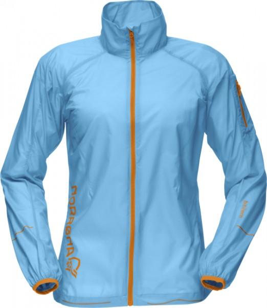 Norrona Bitihorn aero100 Jacket Women - ice blue