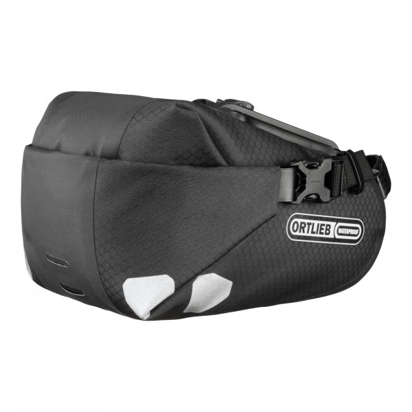 Ortlieb Saddle Bag Two 1.6 L - böack matt
