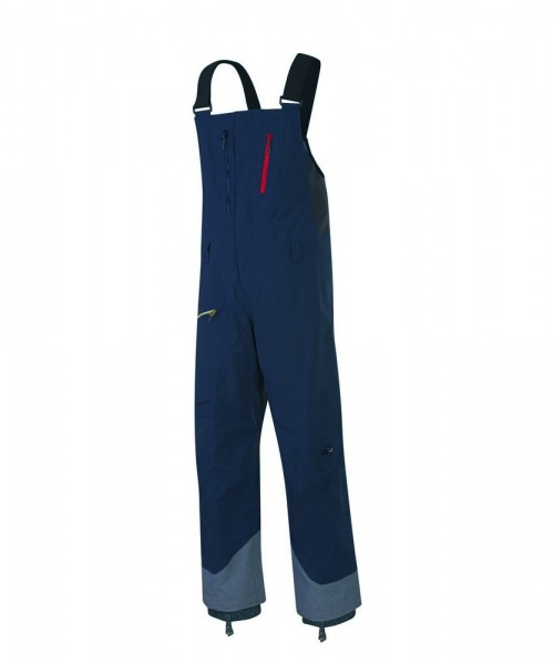Mammut Alyeska GTX Pro 3L Bib Pants Men -dark space