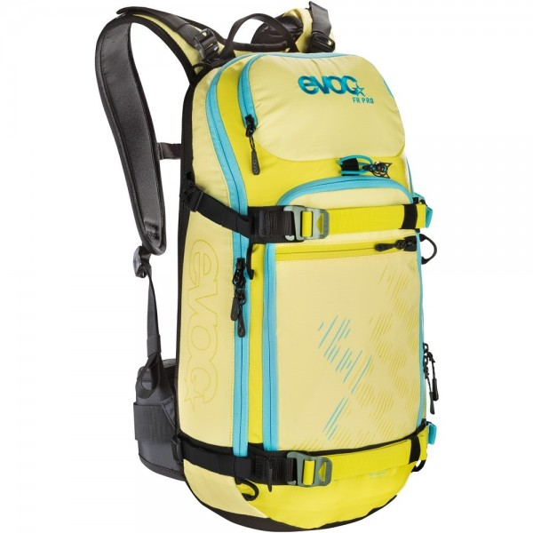 EVOC FR Pro Women -yellow/sulphur
