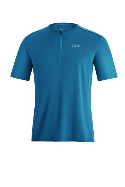Gore Flow Zip Shirt Herren