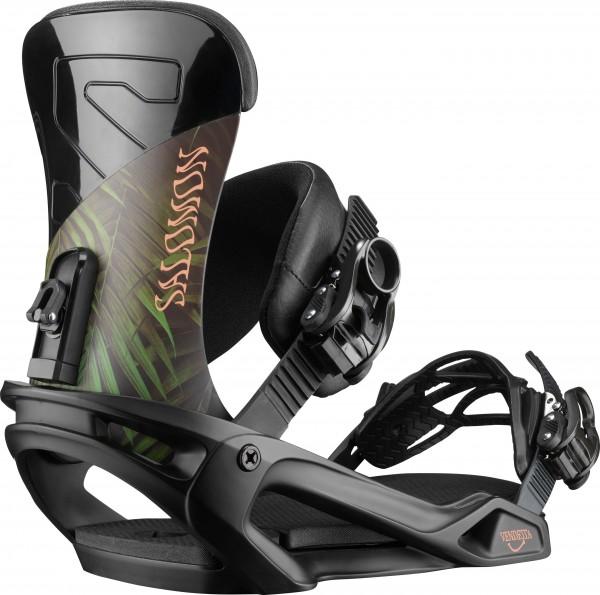Salomon Snowboardbindung Vendetta 2020 - tropical