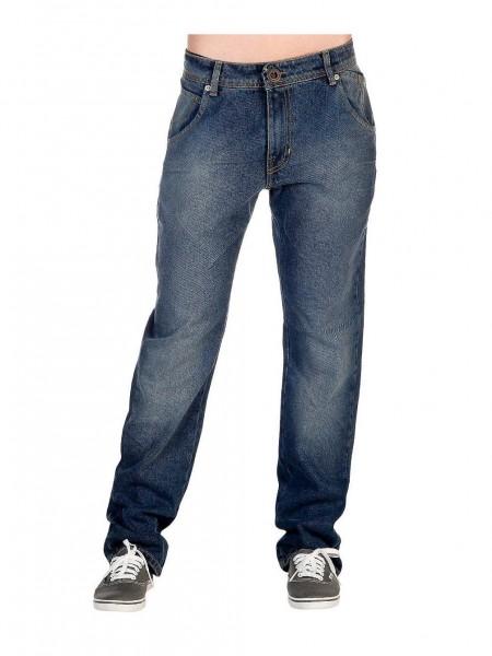 Volcom Damen Jeans Nova Jean Straight - mechanic wash