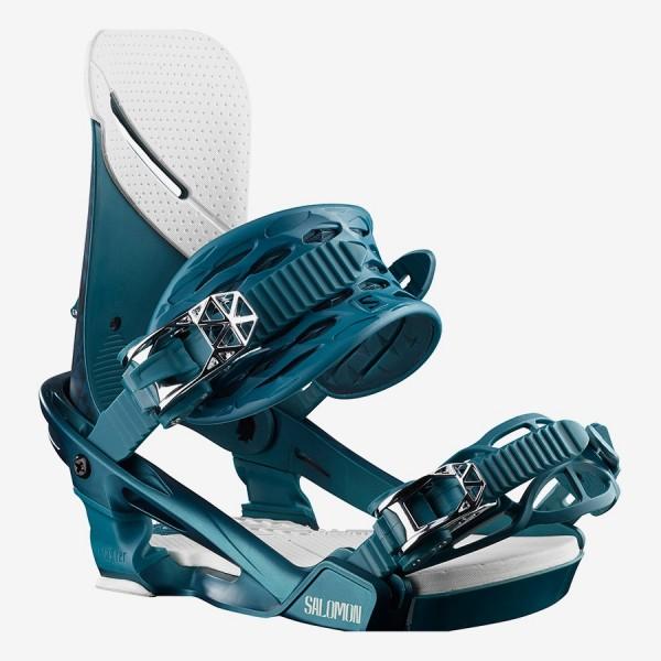 Salomon Snowboardbindung Nova 2020 - blue
