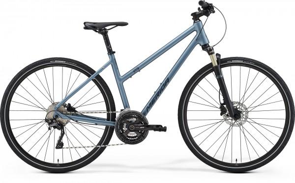 Crossbike Merida Crossway XT-Edition Lady 2021 - blau