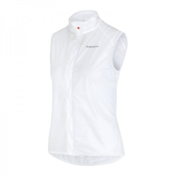 Ziener Euphemia Lady (wind vest) -white