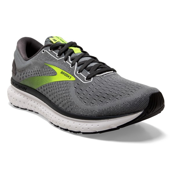 Brooks Glycerin 18 Men Black/White/Nightlife