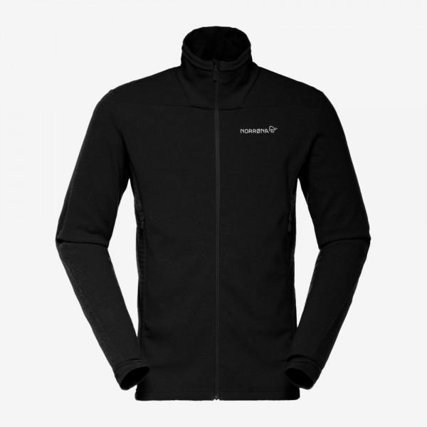 Norrona Falketind Warm1 Jacket Men - caviar