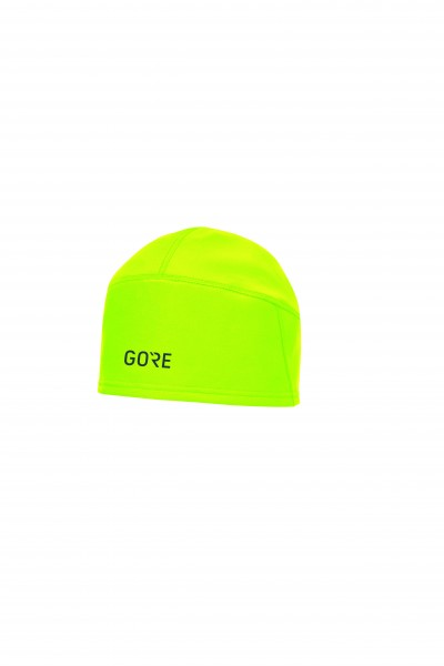 GORE M GORE® WINDSTOPPER® MÜTZE - neon yellow