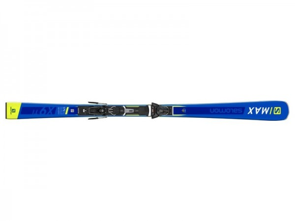 Ski Set Salomon E S/MAX X9 Ti plus Z10 GW L80