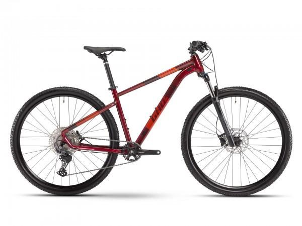 Mountainbike Ghost Kato Pro 29 Zoll - red/orange