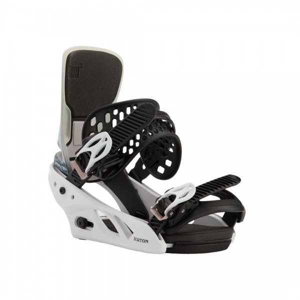 Burton Snowboardbindung Lexa X Damen 20/21-feelgood white