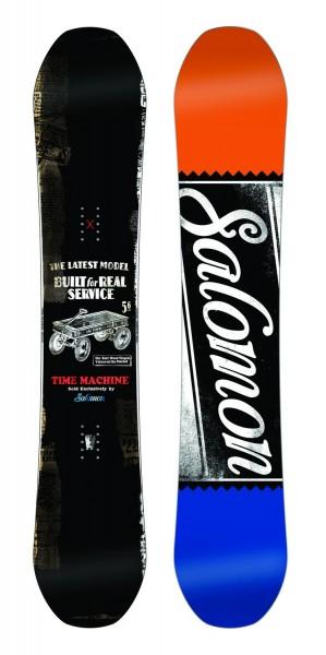 Salomon Snowboard Time Machine