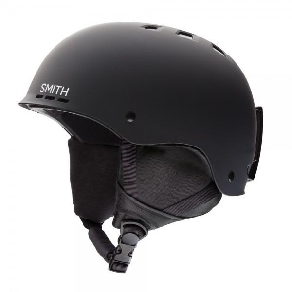 Smith Holt -matte black