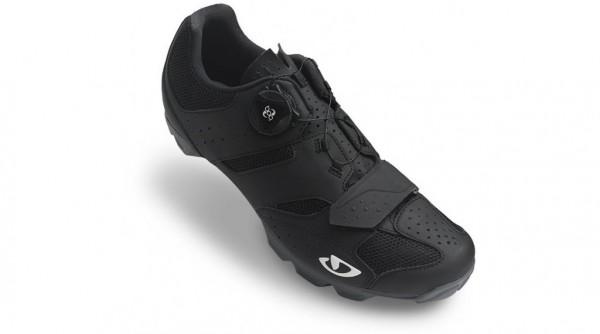 Mountainbike Schuhe Giro Cylinder - black