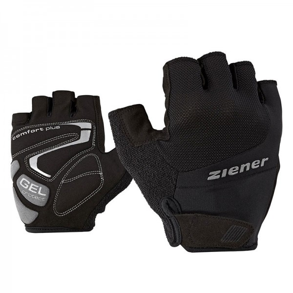 Ziener Cadar Bike Glove -black