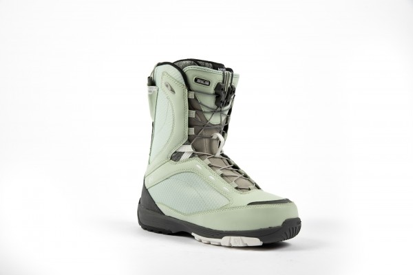 Nitro Damen Snowboardboots Monarch TLS 2021- mint-charcoal
