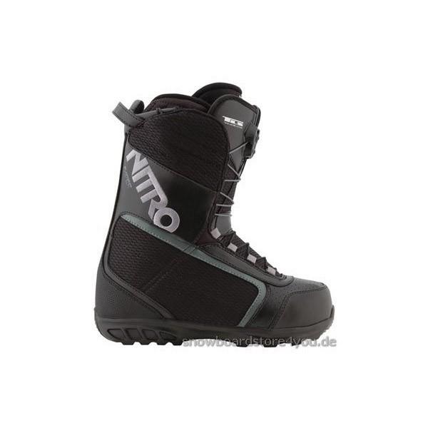 Nitro Boot Fader TLS 10/11 -black