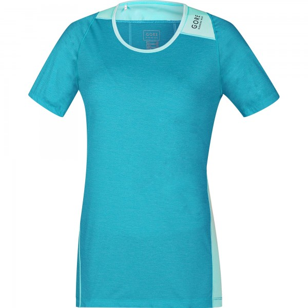 Gore Sunlight Lady Shirt -scuba blue/blue light