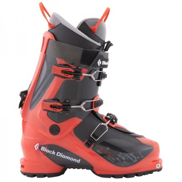 Black Diamond Slant Boot