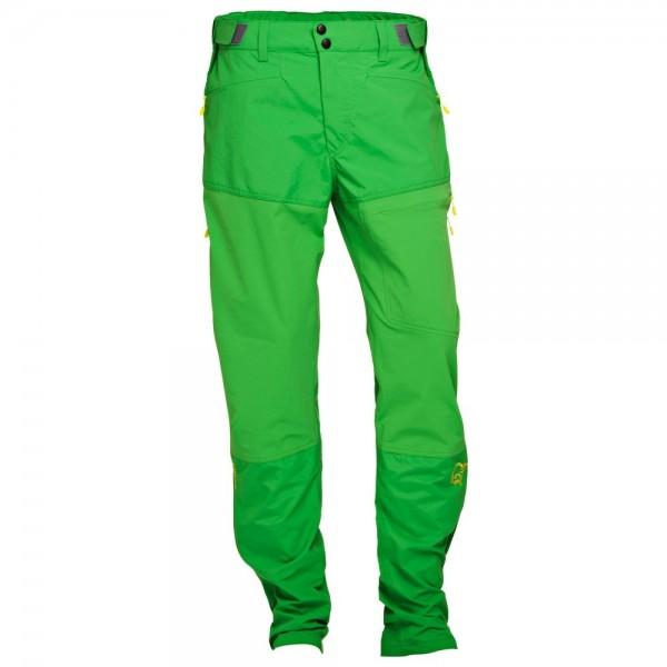 Norrona Bitihorn lightweight Pants Men -green mamba