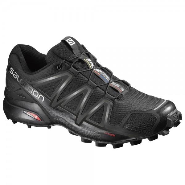 Salomon Speedcross 4 -black/black metallic