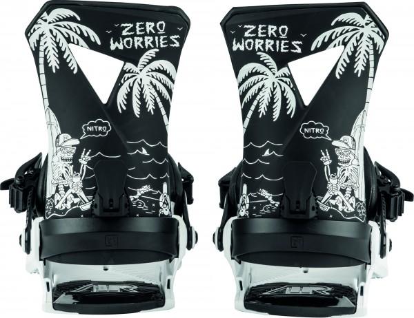 Nitro Snowboardbindung Zero 2020 - zero worries