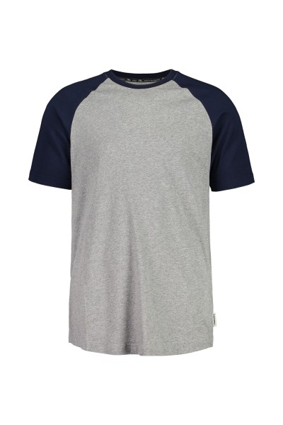 Maloja FadreinM. T-Shirt für Herren - grey melange/night sky