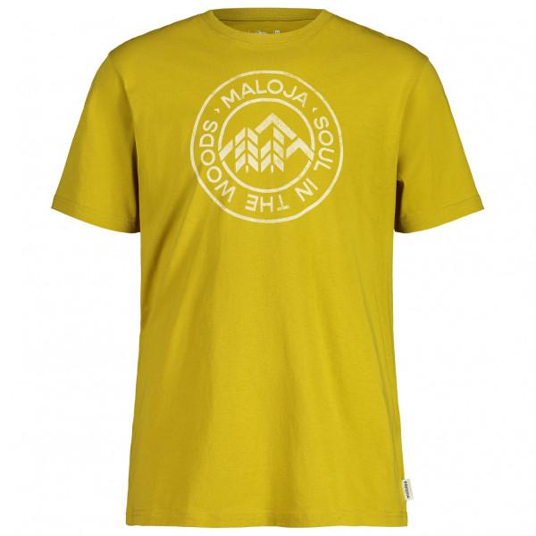 Maloja RotbirneM.. T-Shirt für Herren - golden fall