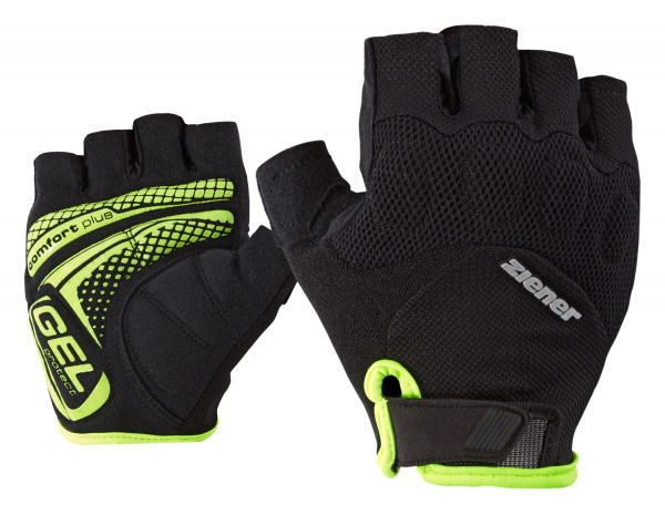 Ziener Colit Handschuh für Herren- black.poison yellow