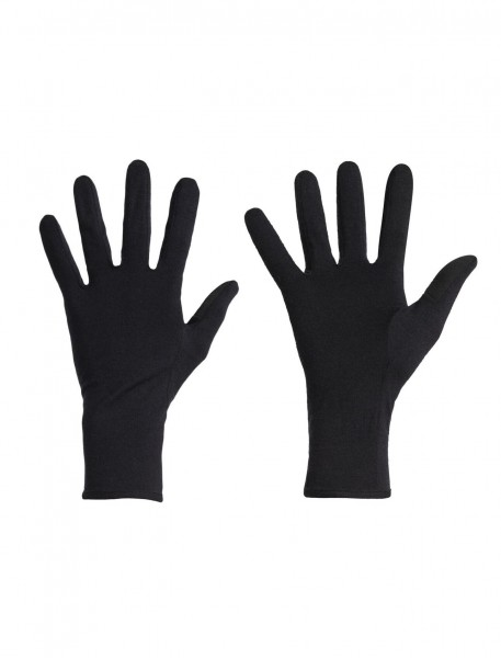 Icebreaker Merino 260 Tech Glove Liner - black
