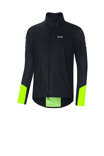 Gore C5 Gore-Tex Shakedry VIZ Jacket Men - black/neon yellow