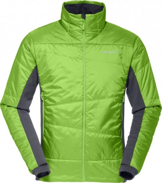 Norrona Falketind PrimaLoft60 Jacket 17/18 -clean green