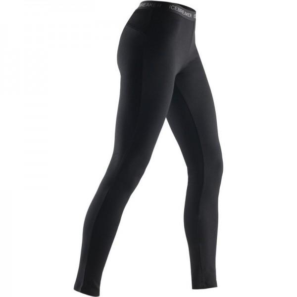 Icebreaker Vertex Leggings Women -black