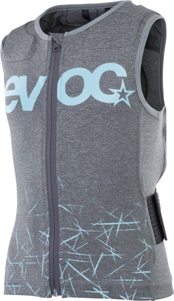 Evoc Protector Vest Kids - carbon grey