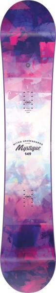 Nitro Snowboard Damen Mystique 2021