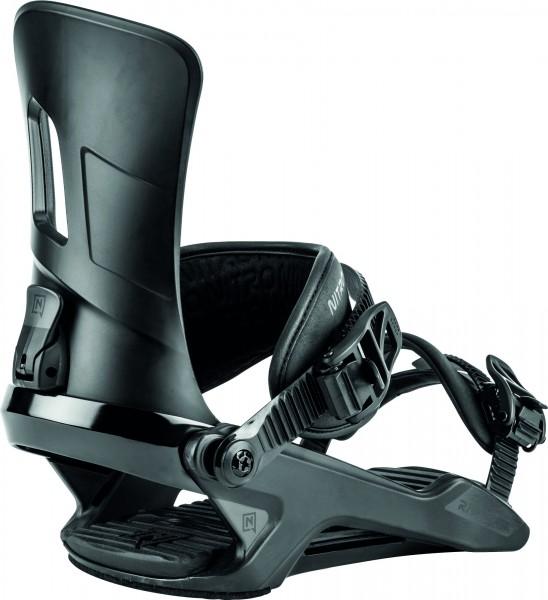 Nitro Snowboardbindung Rambler 2020 - ultra black