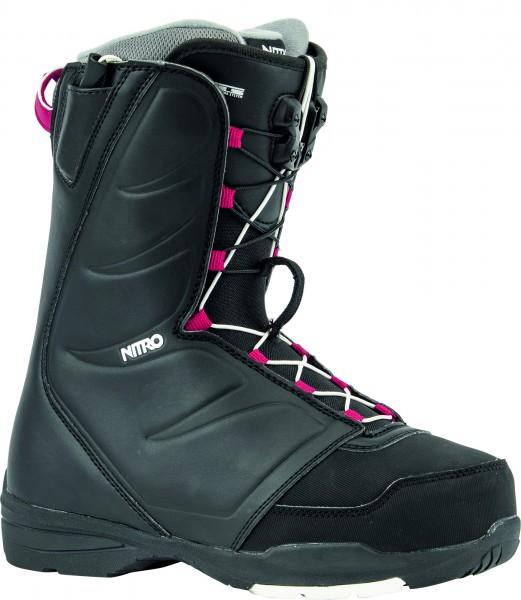 Nitro Damen Snowboardboots Flora TLS 2020 - black