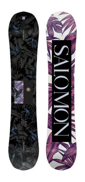 Salomon Damen Snowboard Wonder 2021